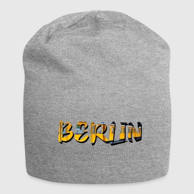 Graffiti Love City de Berlin - Bonnet en jersey
