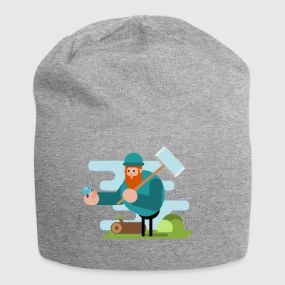Forest Friend - Jersey Beanie