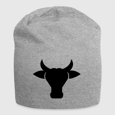 Cow Chef Silhouette - Jersey-Beanie