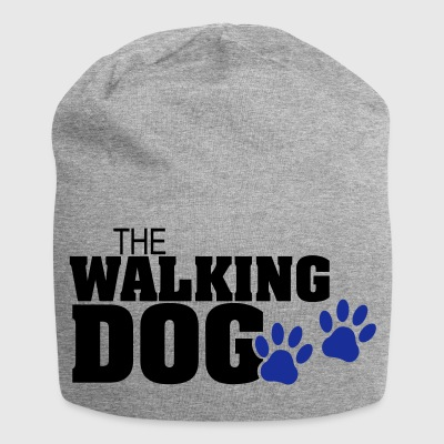 The Walking hund pote print - Jersey-Beanie