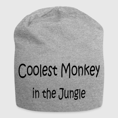 Limited - Coolest Monkey in the Jungle - Jersey Beanie