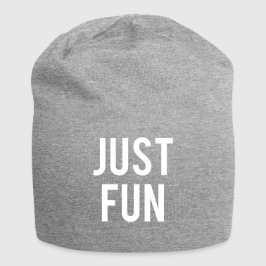 Just Fun - Jersey-Beanie
