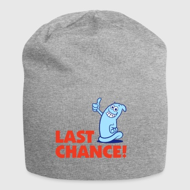 The Last Chance - Jersey Beanie
