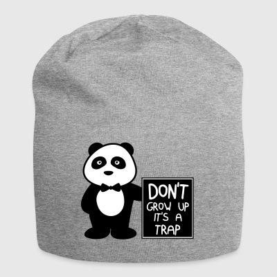 Do not grow up it's a joke - Jersey Beanie