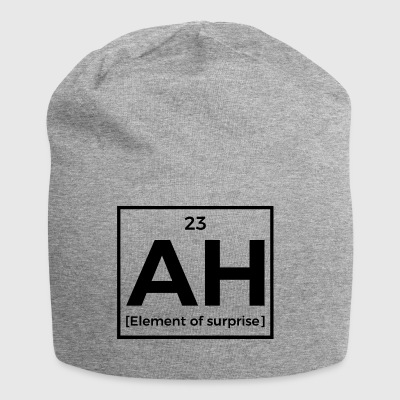 Element van Verrassing - Periodic Table - Jersey-Beanie