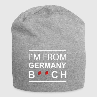 I`m from Germany B**ch - Jersey-Beanie