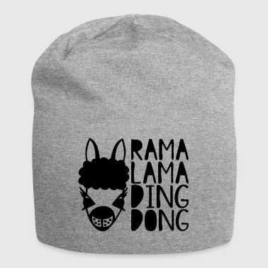 rama lama ding dong - Jersey Beanie