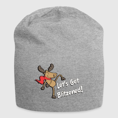 Let's Get Blitzened! - Jersey Beanie