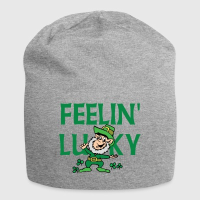 Luck irlandese - Beanie in jersey