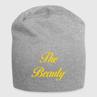 The beauty - Jersey Beanie