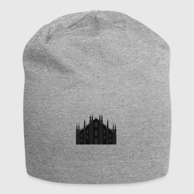 Milan Cathedral - Beanie in jersey