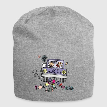 Just Married - Jersey Beanie