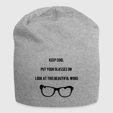 Keep Cool Glasses - Jersey-Beanie