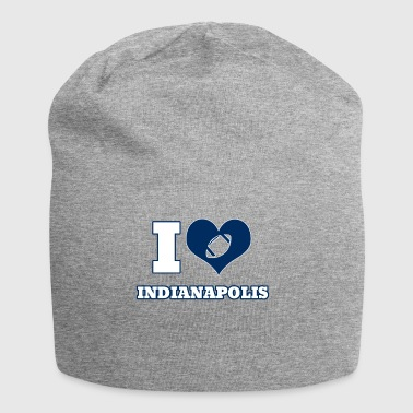 Amo Indianapolis - Beanie in jersey