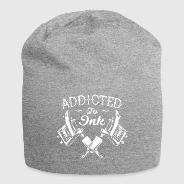 Addicted To Ink Tattoos Tattooed - Jersey Beanie