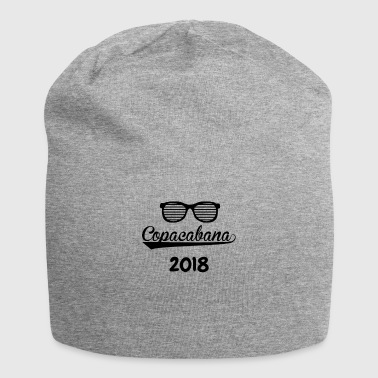holiday party malle drinking hangover 2018 Copacabana - Jersey Beanie