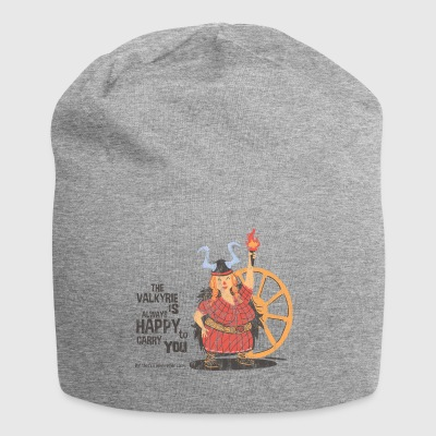 HAPPY TO CARRY YOU - Wikinger und Walküren Shirt - Czapka krasnal z dżerseju