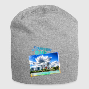 Frankfurt at the Beach - Jersey Beanie