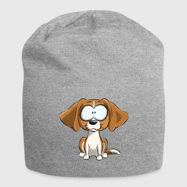 I Am Beagle Limone - Beanie in jersey