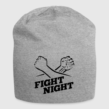 Fight Night Kickboxing Boxing - Jersey Beanie