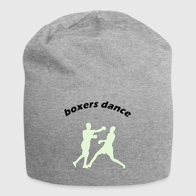 boxers dance - Jersey Beanie