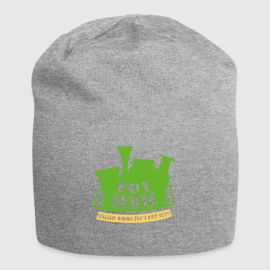 Pot dealer pun funny drugs smoke kiffen - Jersey Beanie