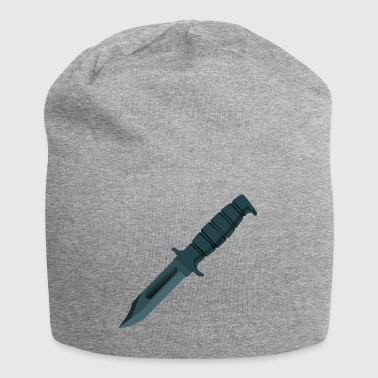 coltello - Beanie in jersey