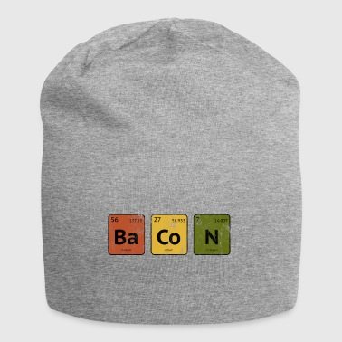 Periodic Table Bacon - Jersey Beanie