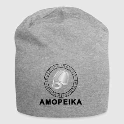 Amopeika scuro - Beanie in jersey