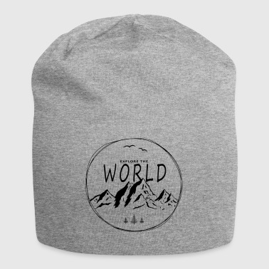 Explore the world - Jersey-Beanie