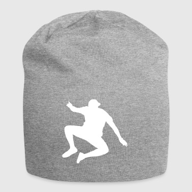 Cool motive: Freerunning Springer - Jersey Beanie