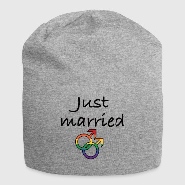 married 1 - Jersey Beanie