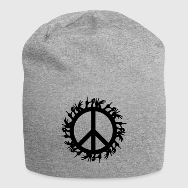 YOGA BUDDHA PACE T-SHIRT - Beanie in jersey