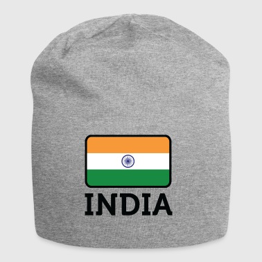 Nationale Vlag Van India - Jersey-Beanie