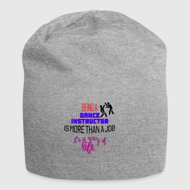 Being a dance instructor is more than a job - Jersey Beanie