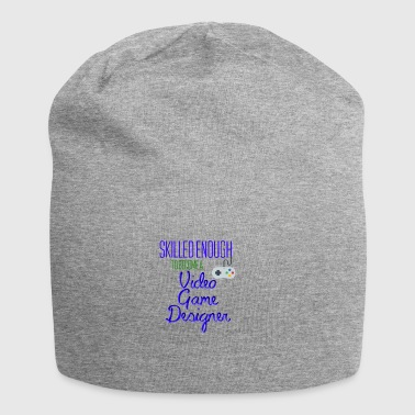Video spilldesigner - Jersey-beanie