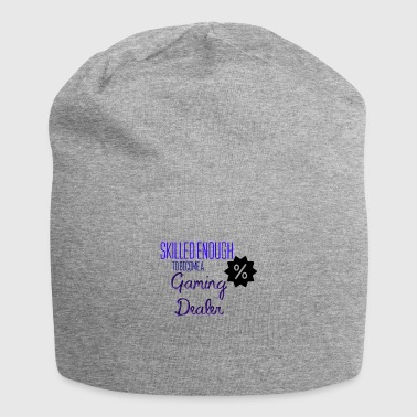 gaming dealer - Jersey-Beanie