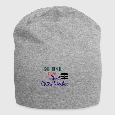 Sheet Metal Worker - Jersey Beanie