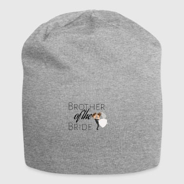 Brother of the bride - Jersey Beanie