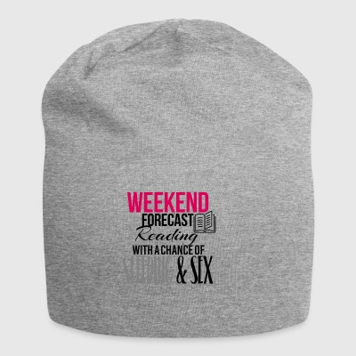 Weekend prognose lesing sove sex - Jersey-beanie