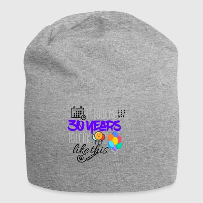 It took me 30 years - Jersey Beanie