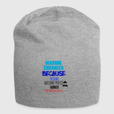 Marine engineer - Jersey Beanie