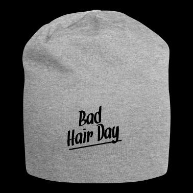 Design Bad Hair Day - Bonnet en jersey