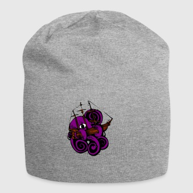 Eating octopus - Jersey Beanie