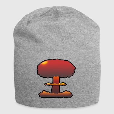 mushrooms mushrooms fungi veggie vegetables vegetables6 - Jersey Beanie