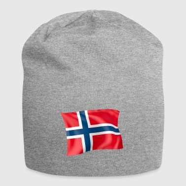 Flag of Norway - Jersey Beanie