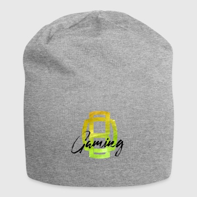 OB Gaming / lettrage noir - Bonnet en jersey