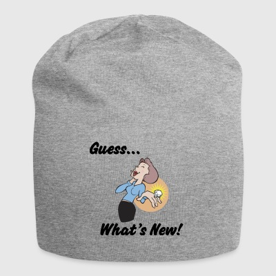 Funny Engagement - Jersey Beanie