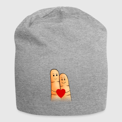 You + Me = Love - Jersey Beanie