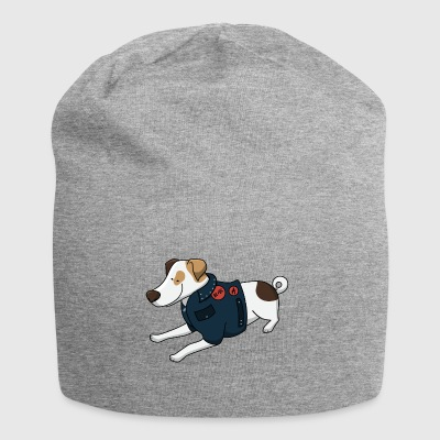 Jack Russell Terrier - Beanie in jersey